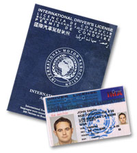 International Driver's Licence