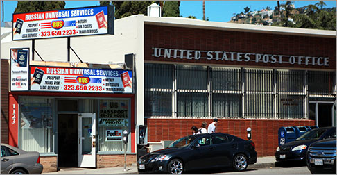 Russian Universal Services, Fairfax, West Hollywood, CA